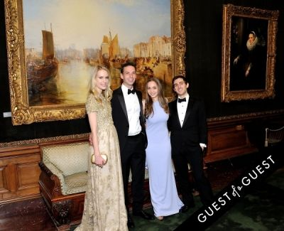 olivia rogan in The Frick Collection Young Fellows Ball 2015
