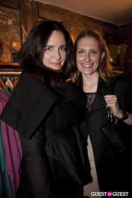 melissa liebling-goldberg in Ernest Alexander Store Opening Party