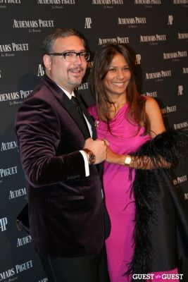 chin bottinelli in Audemars Piguet Royal Oak 40 Years New York City Exhibition Gala