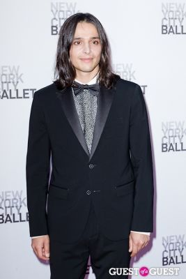 olivier theyskens in New York City Ballet's Fall Gala