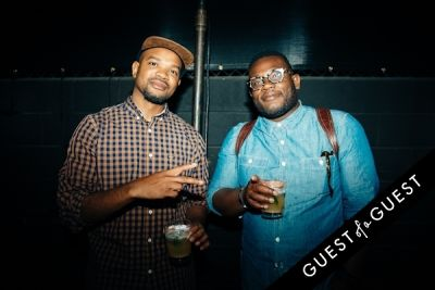 andre grant in Hennessy V.S. presents SSUR Los Angeles