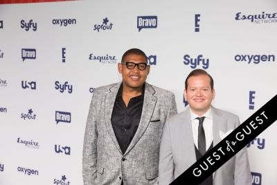 omar miller in NBCUniversal Cable Entertainment Upfront