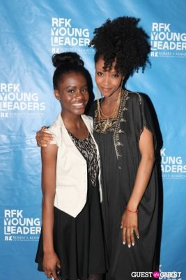 yaya alafia in The RFK Young Leaders Spring Party 2013