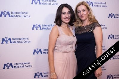 ons alkhadra in International Medical Corps Gala