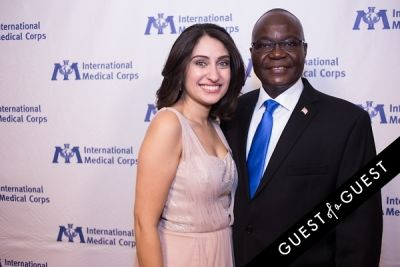 his excellency-jeremiah-sulunteh in International Medical Corps Gala