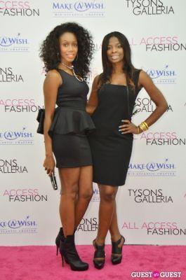natasha bryson in ALL ACCESS: FASHION Intermix Fashion Show