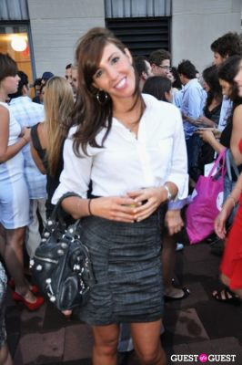 orit carmiel in AFTAM Young Patron's Rooftop SOIREE