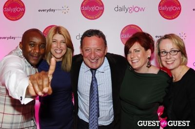 scott wolf in Daily Glow presents Beauty Night Out: Celebrating the Beauty Innovators of 2012