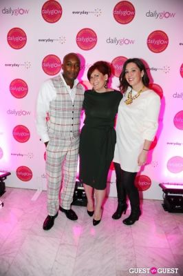 orlando reece in Daily Glow presents Beauty Night Out: Celebrating the Beauty Innovators of 2012