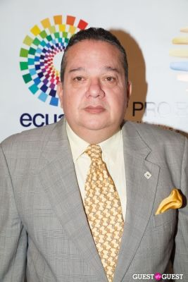 oscar orlando in ProEcuador Los Angeles Hosts Business Matchmaking USA-Ecuador 2013