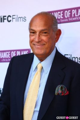 oscar de-la-renta in Special Screening of CHANGE OF PLANS Hosted by Diane Von Furstenburg and Barry Diller