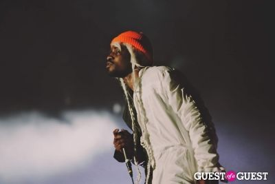 andre 3000 in Coachella 2014 Weekend 2 - Friday