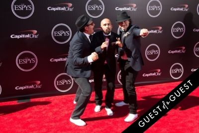 ozomatli in The 2014 ESPYS at the Nokia Theatre L.A. LIVE - Red Carpet