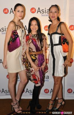 thuy dien in Asia Society Awards Dinner