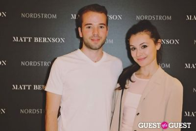 pablo ortega in The Launch of the Matt Bernson 2014 Spring Collection at Nordstrom at The Grove