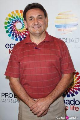 pablo sevilla in ProEcuador Los Angeles Hosts Business Matchmaking USA-Ecuador 2013