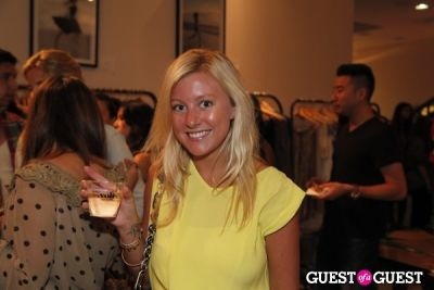 paige galbraith in Lyst + Satine Celebrate Fashion's Night Out w/ Cobra Society