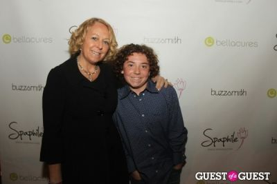 bryce foster in Bellacures Salon Grand Opening VIP Mix and Mingle
