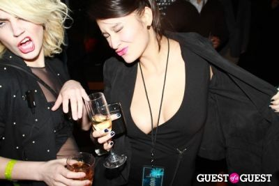 pamela celiz in NYE 2011 @ The Roosevelt