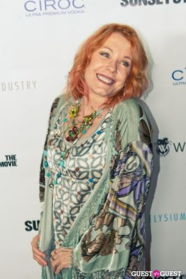 "pamela des-barres in ""Sunset Strip"" Premiere After Party @ Lure"