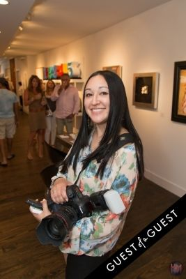 pamela deutchman in Gallery Valentine, Mas Creative And Beach Magazine Present The Art Southampton Preview