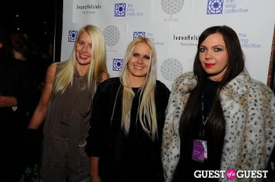 paola ivana-suhonen in Ivana Helsinki Fashion Show AfterParty
