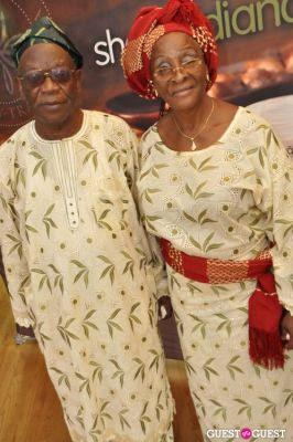 parents of-funalyo-alabi in Shea Radiance Target Launch Party