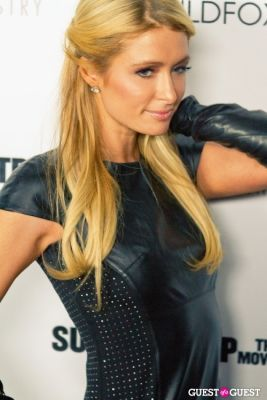 "paris hilton in ""Sunset Strip"" Premiere After Party @ Lure"