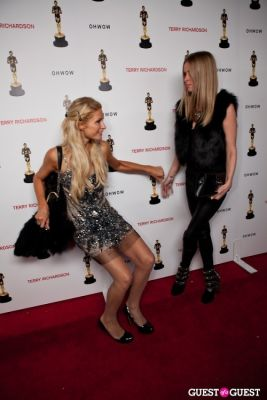 paris hilton in Terrywood - Terry Richardson Gallery Opening