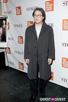 park chan-wook in New York Special Screening of STOKER