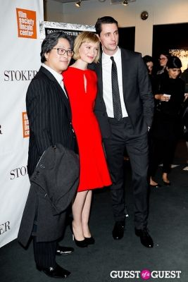mia wasikowska in New York Special Screening of STOKER