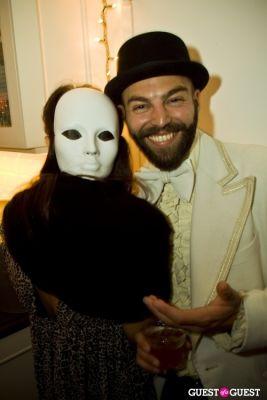 sureyya wille in Annual Blacktie Christmas Masquerade