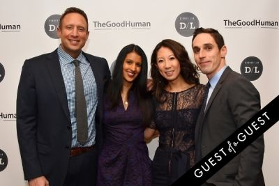 julie shin in Battle of the Chefs Charity by The Good Human Project + Dinner Lab
