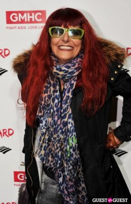 patricia field in Fashion Forward hosted by GMHC