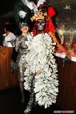 patricia field in Patricia Field Aristo Halloween Party!
