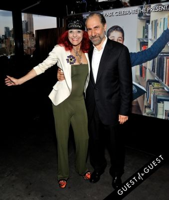 patricia field in Children of Armenia Fund 2015 Summer Soiree