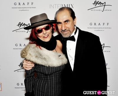 patricia fields in Children of Armenia Fund 10th Annual Holiday Gala