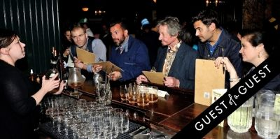 alex guaurnaschelli in Barenjager's 5th Annual Bartender Competition