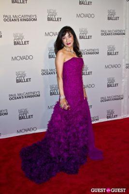 patricia shiah in NYC Ballet Opening