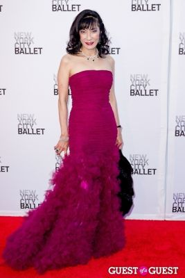 patricia shiah in New York City Ballet's Fall Gala
