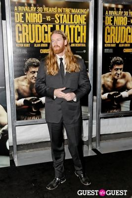 patrick barry in Grudge Match World Premiere