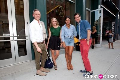 hannah bronfman in The Ash Flagship NYC Store Event