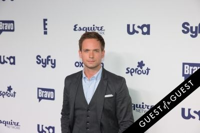 patrick j-adams in NBCUniversal Cable Entertainment Upfront