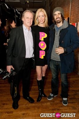 patrick mcmullan in 18th Annual Artwalk NY Benefiting Coalition for the Homeless