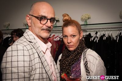 patrick milani in Decades & Bea Szenfeld Art & Fashion  Hosted by B. Åkerlund