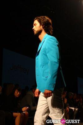 patrick sullivan in Jeffrey Fashion Cares 2012