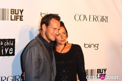 patrick wilson in COVERGIRL Presents, Keep A Child Alive's Black Ball NY 2010