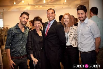 eduardo vilaro in Junior Society of Ballet Hispanico Champagne Reception