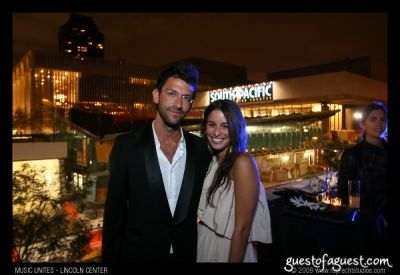 paul arnhold in Music Unites and Young Patrons of Lincoln Center Honor Mark Ronson