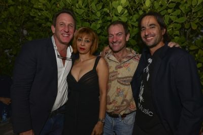 paul banno in Marky Ramone Celebrates Marinara Madness Presented By Aquaçai And Cadillac